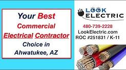 Best Commercial Electrical Contractor Ahwatukee, Phoenix Arizona (AZ)