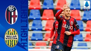 Bologna 1-1 Hellas Verona | Borini risponde a Bani, è parità al Dall'Ara | Serie A TIM