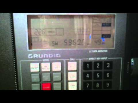 PNG Radio Fly 5960kHz (ALA-1530S+ Demo)
