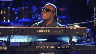 Stevie Wonder Calls James Corden's Wife Just To Say ... - Newsy