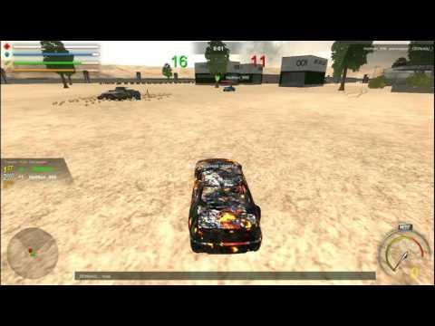 Slick Гонки на выживание 3D.Игра 1х1 с Нубом гонки + бой