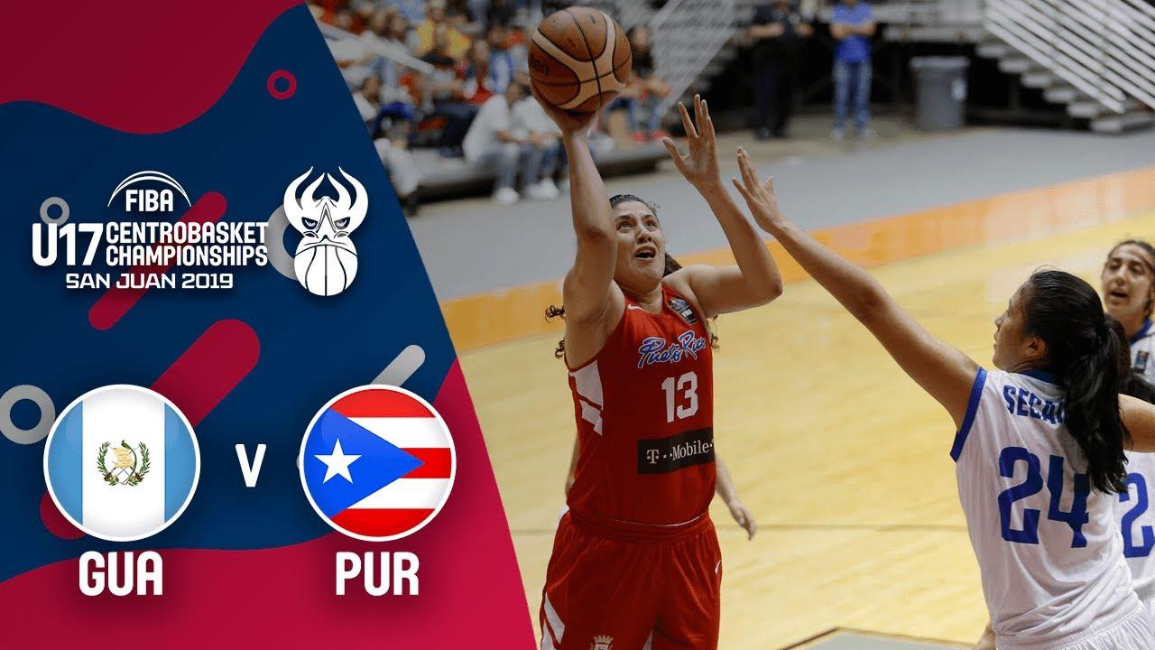 Guatemala v Puerto Rico - Full Game