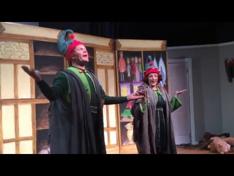 Storybook Theater  Elves: Favorite Toys and Hopelink Donations