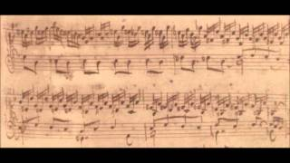 Download Bach Manuscript - The Well-Tempered Clavier: Prelude and Fugue No.6 in D minor BWV 851 MP3 song and Music Video