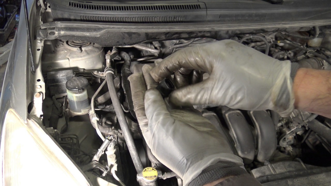 what is engine error code p1656 and how to repair toyota vvt i system issue [ 1280 x 720 Pixel ]