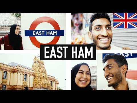 Top Things To Do in LONDON | East Ham
