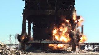 """""""L"""" Furnace @ Bethlehem Steel - Controlled Demolition, Inc."""