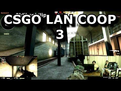 CSGO - 2 Players VS 10 Expert Bots