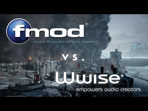 FMOD vs Wwise (Part 4) | Creating footsteps in FMOD | Tutorial