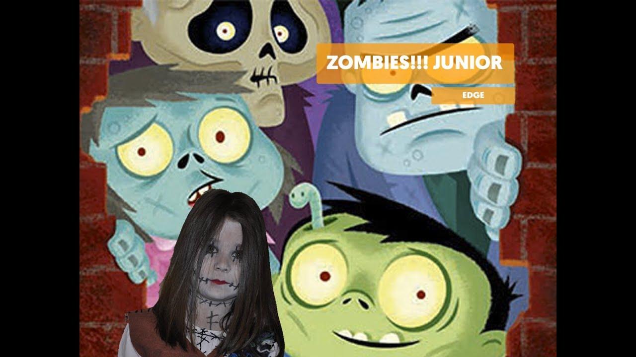 Zombies Junior Juegos De Mesa Infantiles Youtube