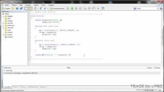 Уроки программирования на MQL-4 с нуля.