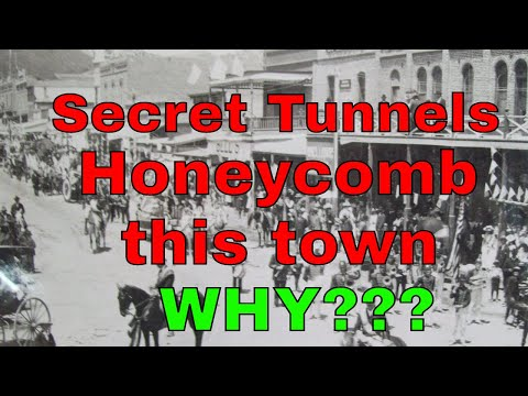 Haunted Old Tunnels Under This City - WHY???