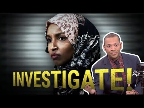 The Media REFUSES to Cover Ilhan Omar's Marriage Scandal I White House Brief
