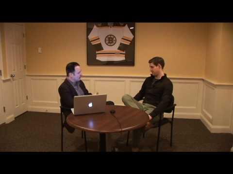 James Murphy s Sean Fisher  Director of Hockey Ops!