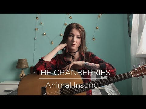 The Cranberries - Animal Instinct (acoustic cover by Yuliia Makarets)
