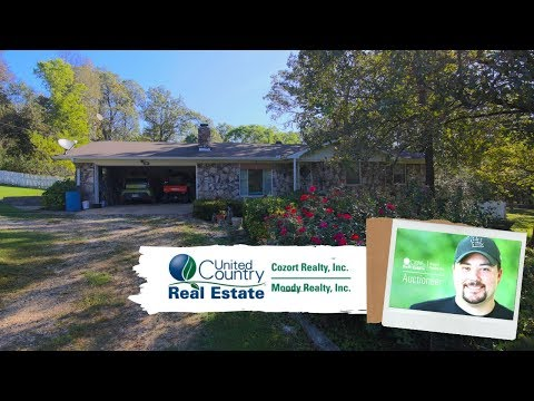 Home For Sale In Hardy Arkansas | United Country Cozort Realty Inc.