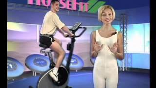 Велотренажер для дома housefit(В данном выпуске мы покажем вам как работает велотренажер housefit. Купить велотренажер можно тут http://housefit.ua/index..., 2012-01-18T23:32:22.000Z)