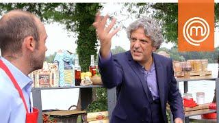 Sia Locatelli che Cannavacciuolo si arrabbiano con Davide | MasterChef Italia 9