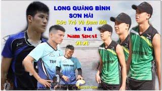 Long Quảng Bình - Sơn Hải Quảng Nam | 2 Ngôi Sao 1 Đam Mê So Tài Hấp Dẫn .