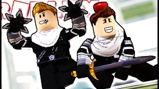 C'EST TRÈS COOL!!! Maîtres Ninja ROBLOX