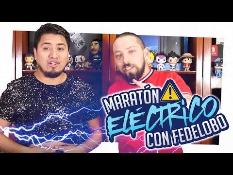 Maratón Eléctrico con Fedelobo