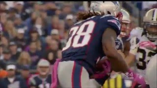 Best of Brandon Bolden | Patriots Highlights