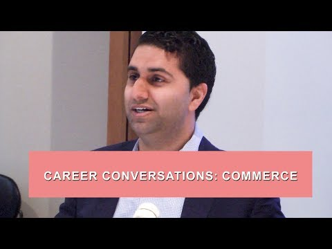 Career Conversations: Commerce