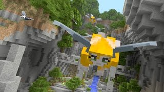 Minecraft Xbox - New Mini-game! - Glide