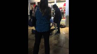 Shoplifter gets CAUGHT on Thanksgiving at Macy