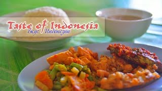 Индонезийская кухня. Уличная еда на Бали и в других частях Индонезии. (Mie goreng, Martabak Telor)
