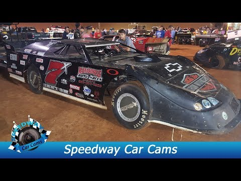#7X Mark Sexton - Sportsman - 9-3-17 Tazewell Speedway - In Car Camera