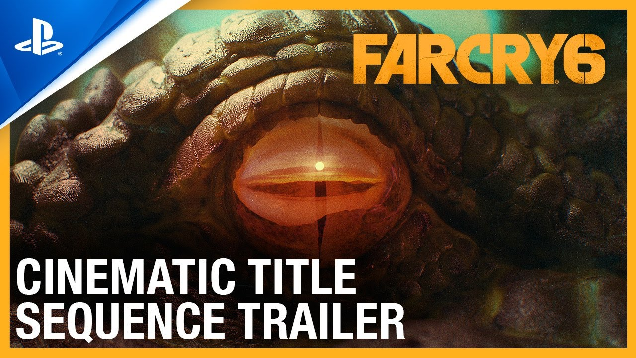 Far Cry 6 - Cinematic Title Sequence Trailer | PS4 thumbnail