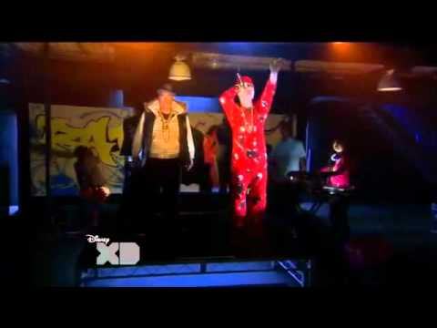 Zeke And Luther: Master Nasty Vs. DJ PJ