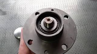 Видео обзор ступицы для прицепа под жигулевские колеса