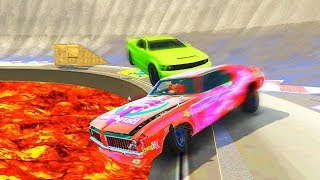 WORLDS MOST EXTREME DERBY EVER MADE! (GTA 5 Funny Moments)