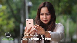 Apple iPhone 7 Plus Quick Review Indonesia
