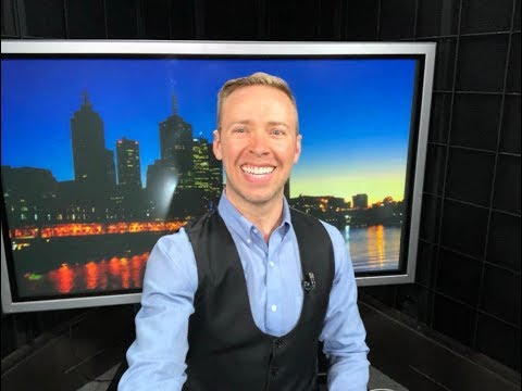 VLOG: My Melbourne Australia Media Tour, LIVE on TV and Radio for Museum Hack | Nick Gray