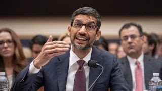 Rep. Darrell Issa on Google CEO's hearing on Capitol Hill thumbnail