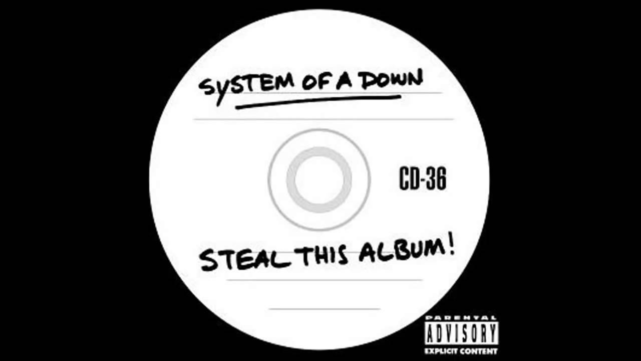steal this album system of a down jackhell - YouTube Toxicity System Of A Down Video