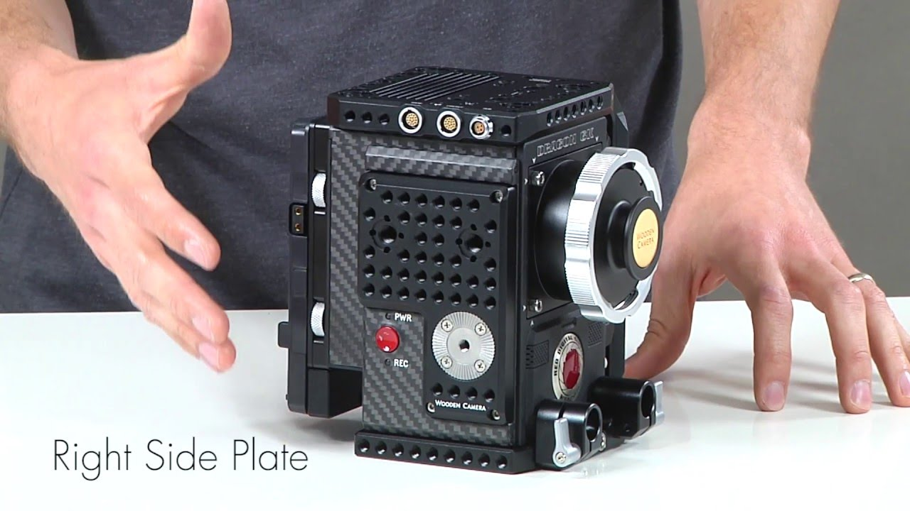 Safety Arm Wooden Camera