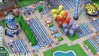 DGA Live-streams: Parkitect - Release Build (Ep. 7 - Gameplay / Let