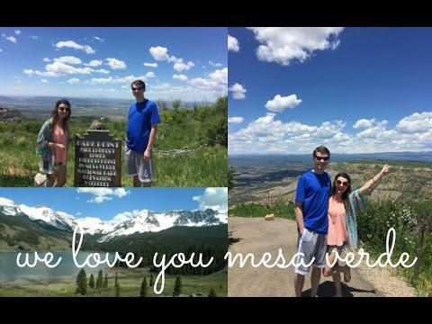 Summer Vlog 1 | Albuquerque and Mesa Verde