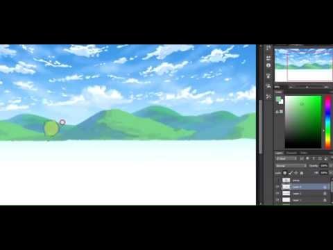 Speedpainting anime background youtube - Anime background for youtube ...