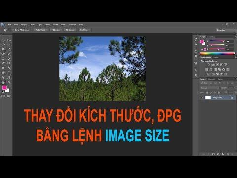 Cách thay đổi kích thước size cho file ảnh bất kỳ.