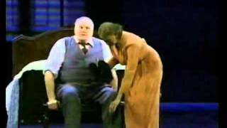 Brian Dennehy in DEATH OF A SALESMAN (1999 Broadway Revival)