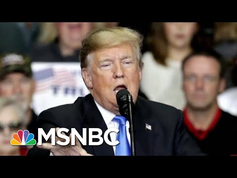 Scapegoating Plays To Fears Ahead Of Midterms | Morning Joe | MSNBC