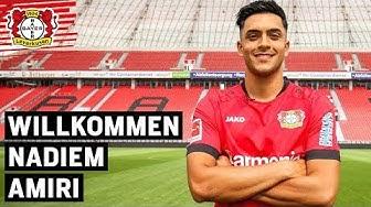 Nadiem Amiri wechselt zu Bayer 04 Leverkusen | Demirbay, Tah & Volland freuen sich