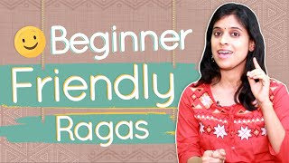 5 Friendly Ragas for Beginners!   VoxGuru ft. Pratibha Sarathy