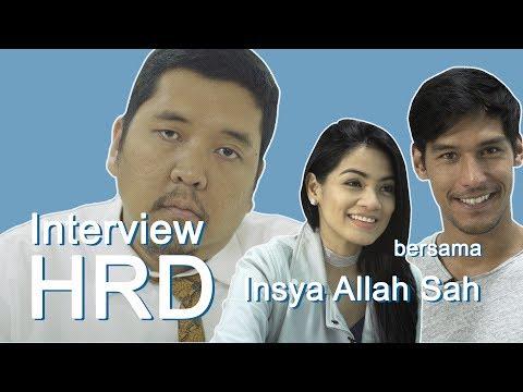 Titi Kamal dan Richard Kyle Diinterview HRD