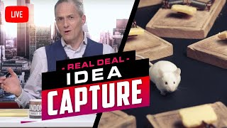 HOW TO CAPTURE AN IDEA - Brian Rose